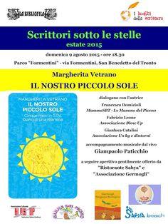 IL NOSTRO PICCOLO SOLE di Margherita Vetrano - Scrittori sotto le stelle