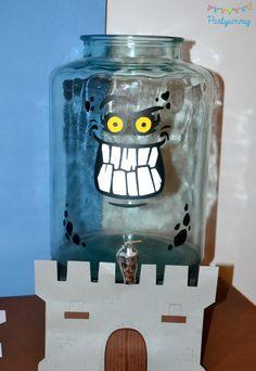 Birthday-lego-nexo-knights-decor-castle-drink-bar-candy-burnzie-cutout-stickers