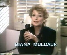 """Diana Muldaur in """"L.A. Law"""""""