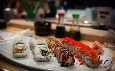 Franchise with KOI! Όταν το sushi γίνεται street food! Koi Sushi Bar, Franchise Business Opportunities, Ethnic Recipes, Food, Meal, Eten, Meals