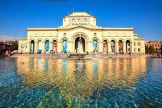 National Museum...Yerevan, Armenia