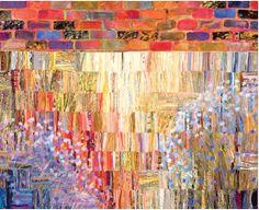 Prairie Wall 2 by Sue Benner