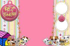 Imprimibles de Pet Shop 2.