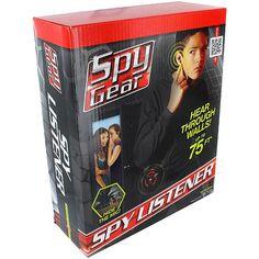 Spy Gear - Spy Listener