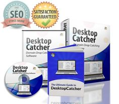 Make some extra money by finding expired domain names and registering them automatically the second they drop with DesktopCatcher!