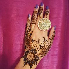 Indian bridal nails designs henna art 55 Ideas for 2019 Mehndi Desgin, Mehndi Design Pictures, Latest Mehndi Designs, Mehndi Images, Mehndi Tattoo, Henna Mehndi, Mehendi, Arabic Mehndi, Mehndi Art