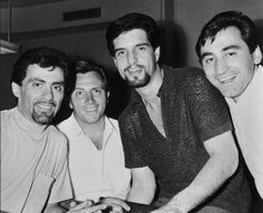 My dad took us to see the Frankie Valli and the Four Seasons in in the late 60's. One of the earliest concerts I remember attending.
