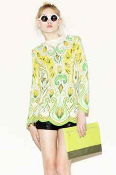 Vintage 1960s Signed Don Manuel Tunic http://thriftedandmodern.com/vintage-1960s-signed-don-manuel-tunic