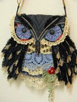 Owl Shoulder bag
