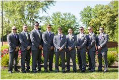 Groomsmen with sunglasses - bridal party - The Montpelier Center for Arts and Education Wedding
