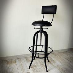 Bar Chairs, Bar Stools, Industrial, Memes, Furniture, Home Decor, Banks, Blue Prints, Bar Stool Chairs
