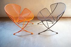 Salterini knock off chair/Clam chair from potted Love