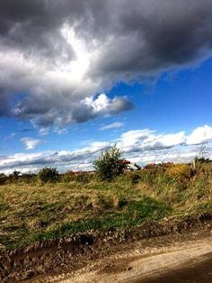 #clouds #beautifulview #sky ❤️❤️