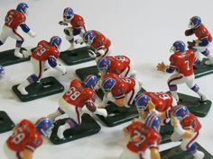 Electric Football, Childhood Games, Roll Tide, Broncos, Statues, Nfl, Gadgets, Times, My Love
