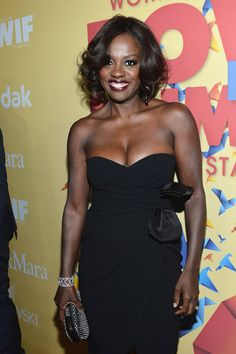 Viola Davis wears $38K diamond bracelet at Women in Film Awards
