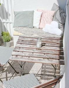 DIY Sitzbox für den Balkon bauen