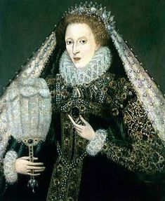 The Penshurst Place portrait of Queen Elizabeth I, Dinastia Tudor, Adele, Elizabethan Era, Tudor Dynasty, King Henry Viii, Tudor History, British History, Queen Of England, Renaissance Fashion