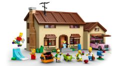 Official photos of the Lego Simpsons House #BestThingEver #LEGO