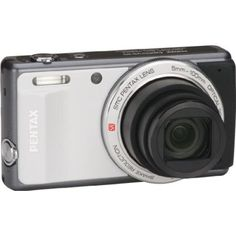 Get yourself set with the Pentax Optio Digital Camera with Optical Zoom and LCD Screen and you are set with a twin shutter. New Digital Camera, Popular Photography, Time Photo, Old Models, Fujifilm Instax Mini, Hd Video, Compact, Shutter