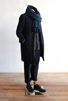 Suggestion of The Mens Winter Style Modern Mens Fashion, Urban Fashion, Stylish Men, Men Casual, Outfits Hombre, Gentleman Style, Men Looks, Fashion Brands, Winter Fashion