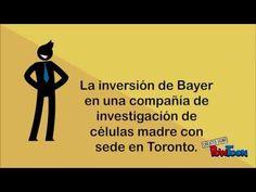 La inversión de Bayer en una compañía de investiga