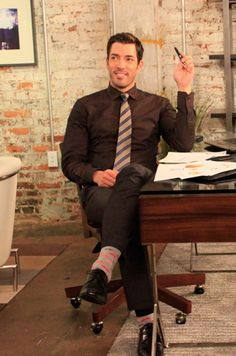 find this pin and more on scott style - Drew Scott