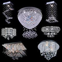 110 V Kristall Kronleuchter deckenleuchten