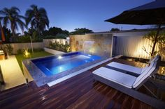 Plunge Pool Range | Small Swimming