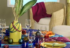 This site has wonderful practical ideas for moroccan party decorating.