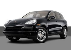 I saw this car on the way to work today....it's AWESOME! Porche Cayenne hybrid