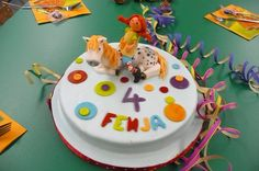 pippi langstrumpf geburtstag - Google-Suche Birthday Parties, Birthday Cakes, Birthday Ideas, Themed Cakes, Just Do It, Cake Cookies, Sweets, Google, Desserts