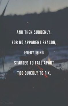 Right now in just think this is true! I feel like I am losing someone today and I don't know what to do. Everything is getting messed up and hurting so much BC of it Sad Quotes, Quotes To Live By, Love Quotes, Inspirational Quotes, Normal Quotes, Profound Quotes, Truth Quotes, Random Quotes, Meaningful Quotes