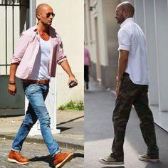 looks milan vukmirovic Milan Vukmirovic, Casual Wear For Men, Old Mature, Men's Style, Men's Fashion, Menswear, Street Style, Style Inspiration, Stylish
