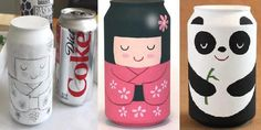 what you can make of empty coke cans