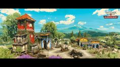 Witcher 3 Blood & Wine Expansion