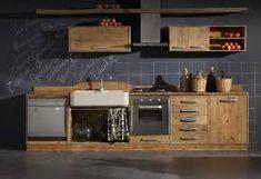 Bildergebnis für cucina in ferro e legno