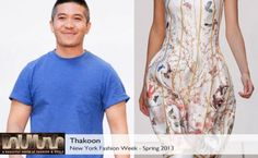 Thakoon Spring 2013 collection