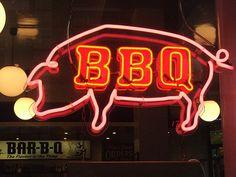 BBQ at the SBCC Football games! Yum. Santa Barbara City College, Bbq Bar, Bar B Q, Great British, Barbecue, North Carolina, Neon Signs, Lady, Foodies