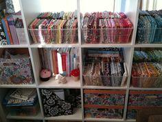 Fabric, etc. organization