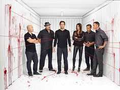 A sneak peek at the season premiere of the 8th and final season of Dexter.