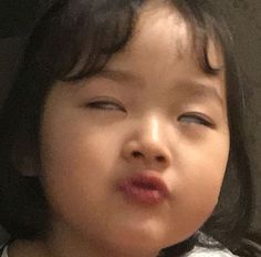 My daddy is dumb. I cant brain him Cute Asian Babies, Korean Babies, Asian Kids, Cute Babies, Cute Baby Meme, Cute Love Memes, Baby Memes, Cute Little Baby, Little Babies