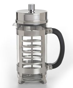 Stainless Steel 8-Cup Linear French Press by Bonjour #zulily #zulilyfinds