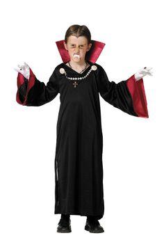 Disfraz de #vampiro para niños