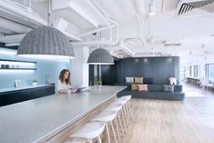 Uber Office by Bean Buro - Office Snapshots