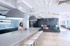 Uber Offices - Hong Kong - Office Snapshots