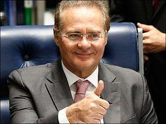 Impunidade de Renan consegue desmoralizar Executivo, Legislativo e Judiciário