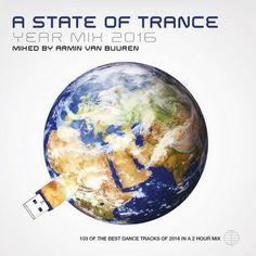 Armin Van Buuren - State Of Trance Year Mix 16 [Cd] Holland - Import