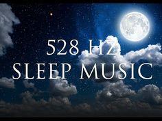 8 Hour Sleep Music - 528Hz ➤ Heal in Deep Sleep | Delta waves | Solfeggio 528Hz - YouTube