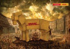 DHL: Trojan Horse