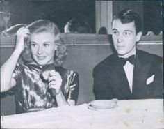 Alfred G Vanderbilt II, son of Alfred G Vanderbilt I and Margaret Emerson, with Ginger Rogers in 1951. Alfred's cottage was his 21st birthday present.  Great Camp Sagamore Family